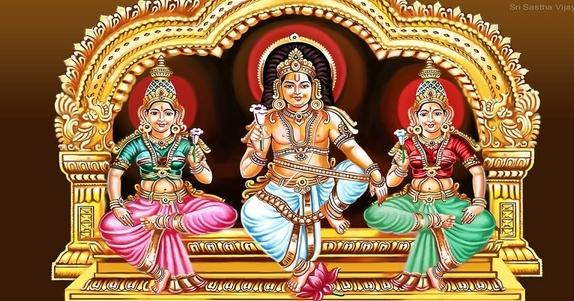 Simbolisme Dharma Shaasta (Sabarimala)