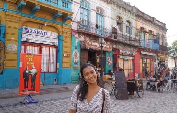 Tempat Bepergian di Amerika Latin